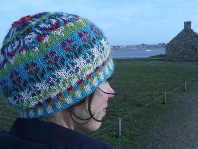 Le bonnet de Perrine