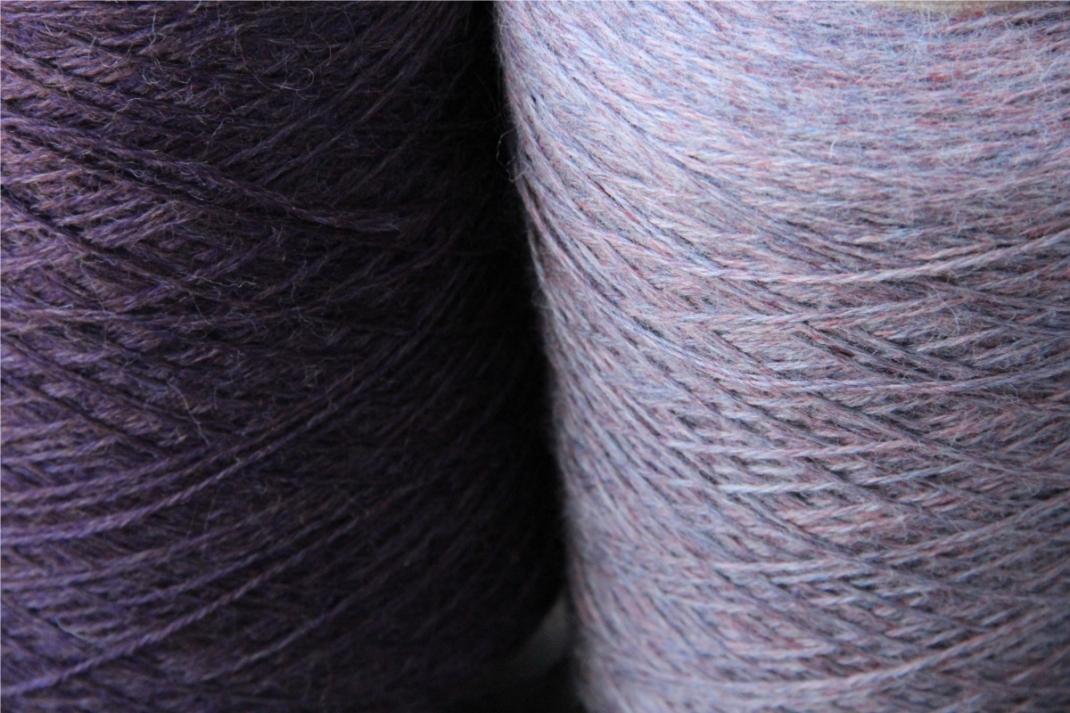 Violet + Bleu rosé