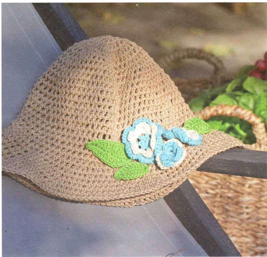 chapeau cannelle DMC Natura Déco 2013