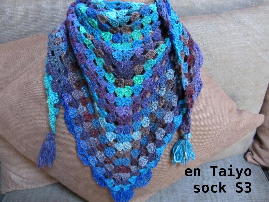 chèche Taiyo sock S3