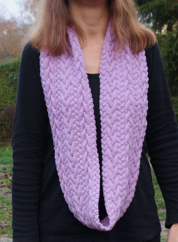 Liesl en purple merinos 2