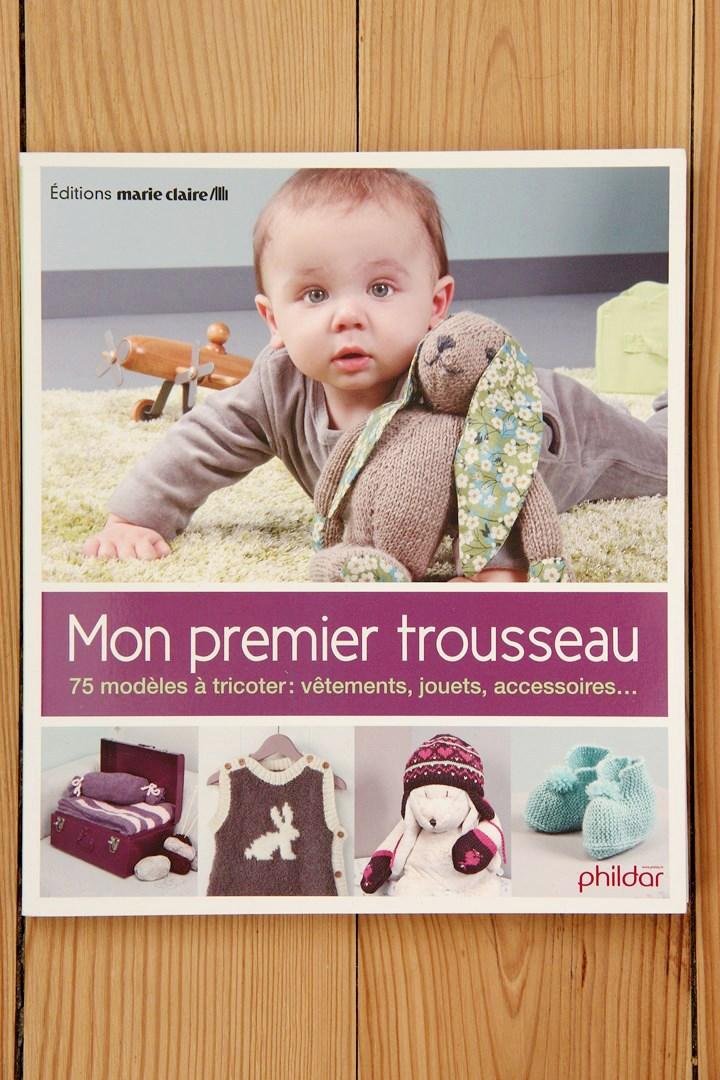 75 modèles tricot bébé mon 1er trousseau