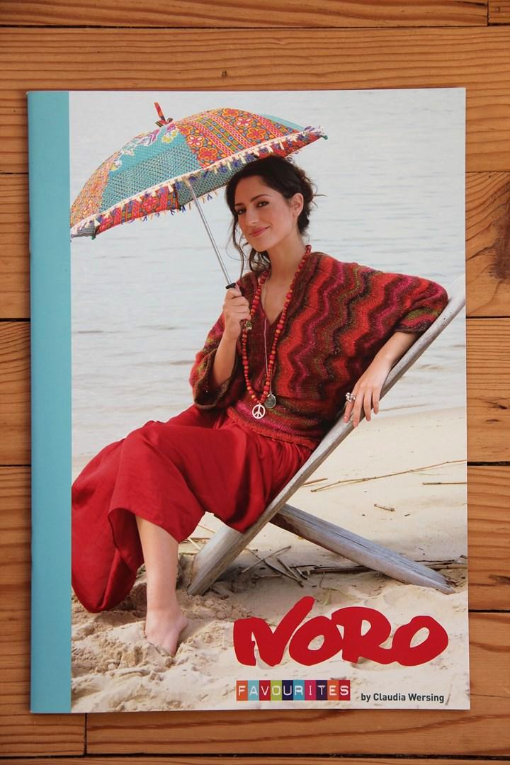 Magazine Noro Favourites Purple Laines