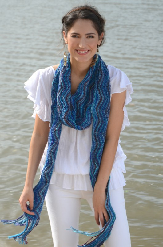 Nanami écharpe