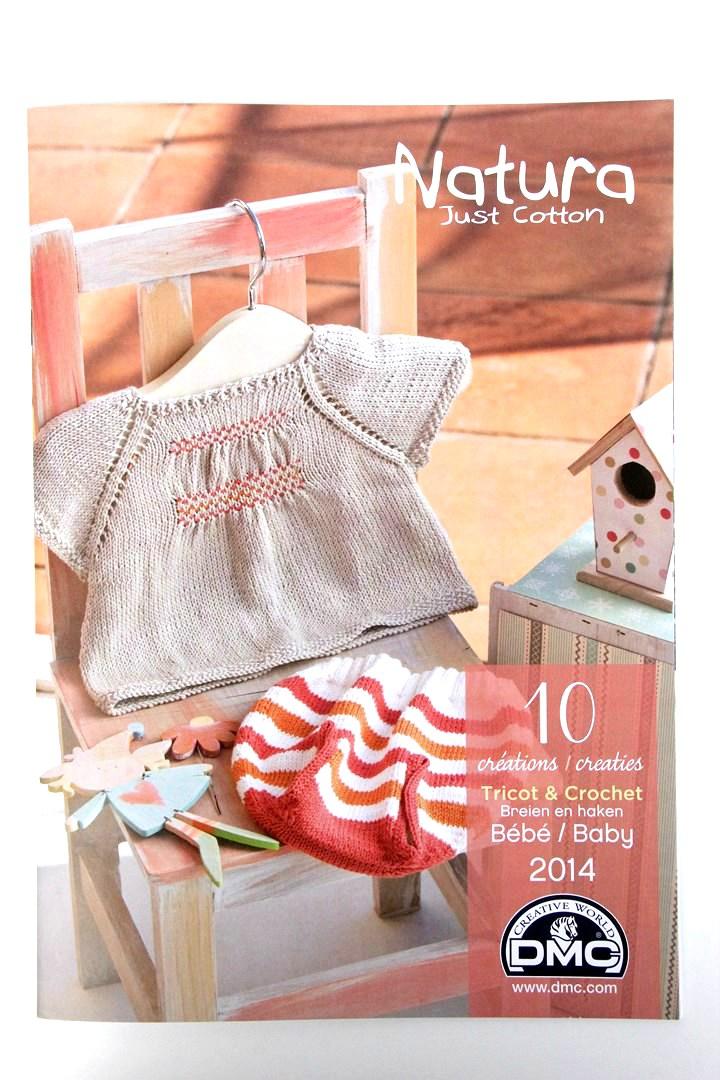 Magazine DMC Natura bébé 2014