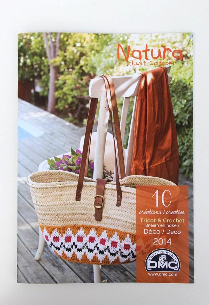 Magazine DMC Natura déco 2014