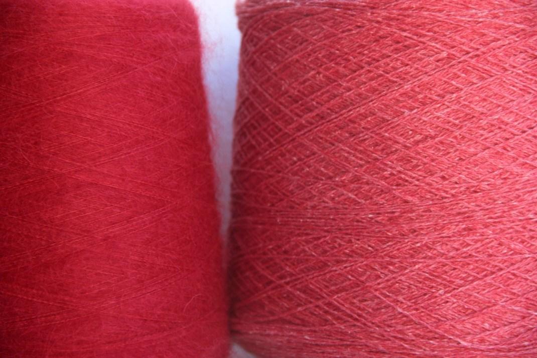 Kidopale rouge 290 et Coast Redcurrant