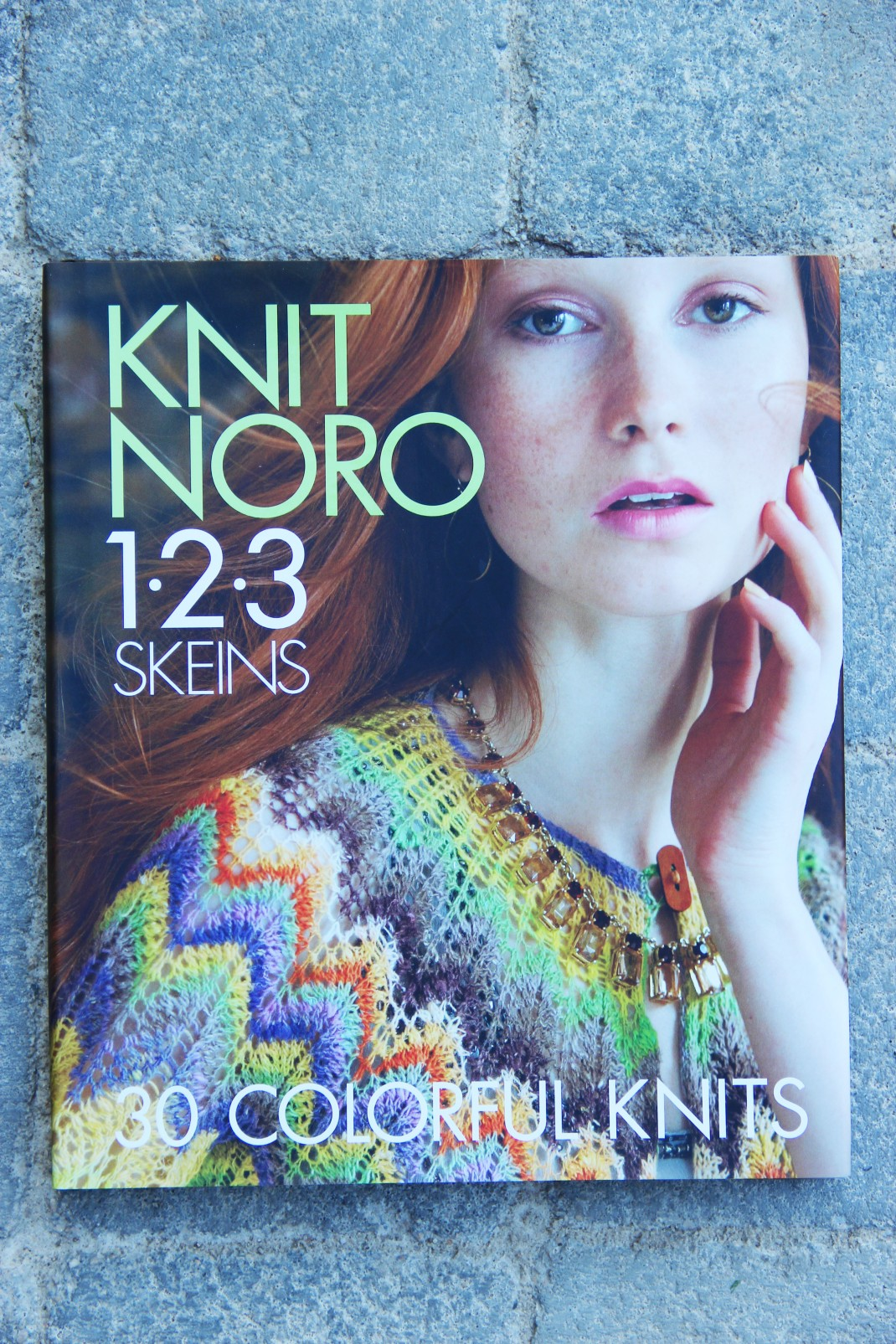 Knit Noro 1,2,3 skeins