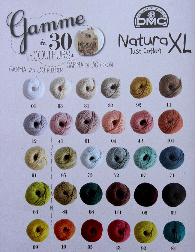 catalogue Natura XL été 2015 PurPle Laines (21)