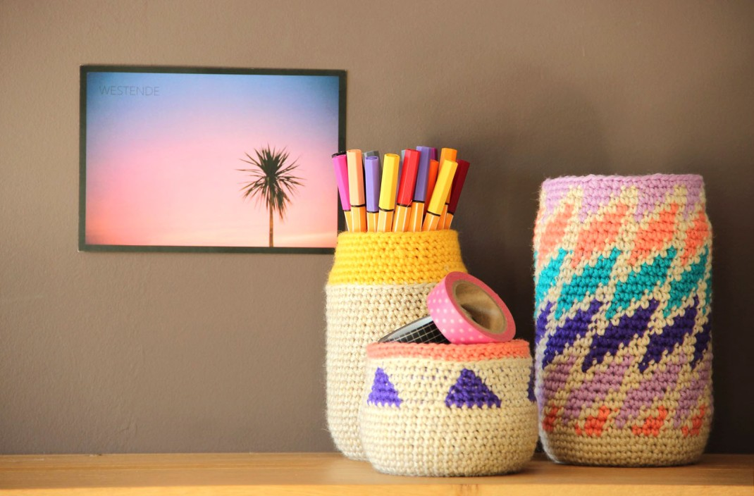 Tapestry crochet Mollie Makes