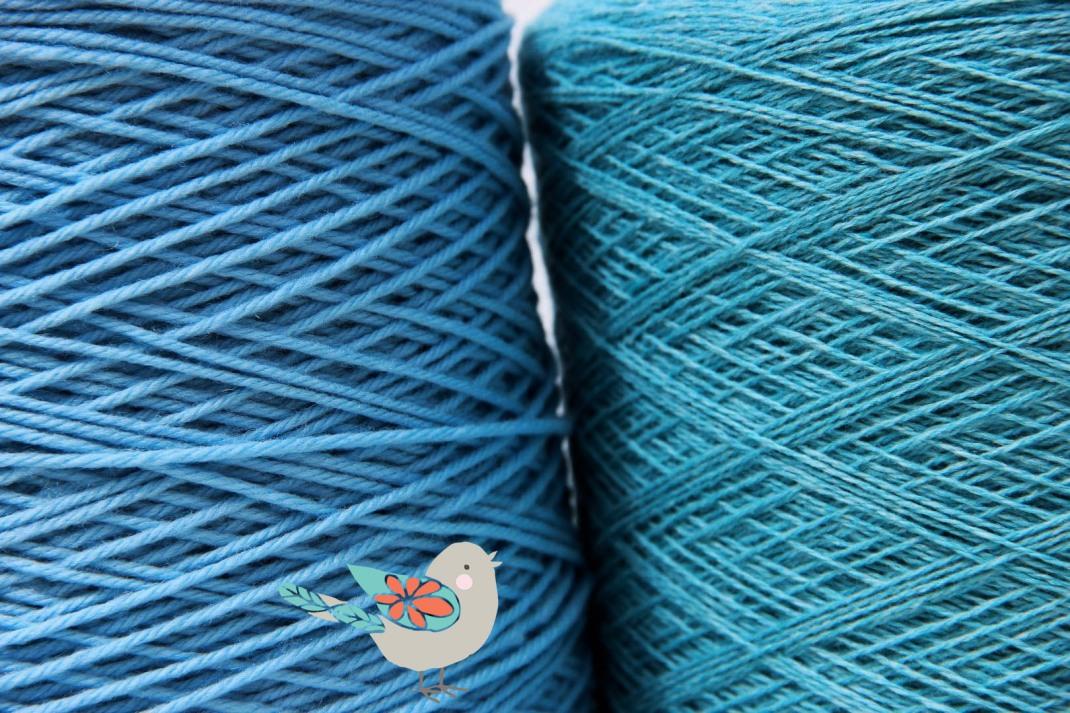 Bleu azur et robins egg 1