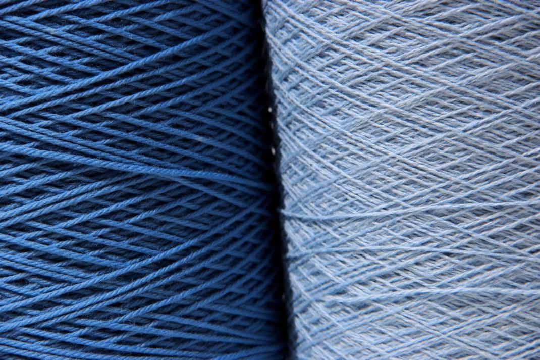 bleu jeans et Porcelaine