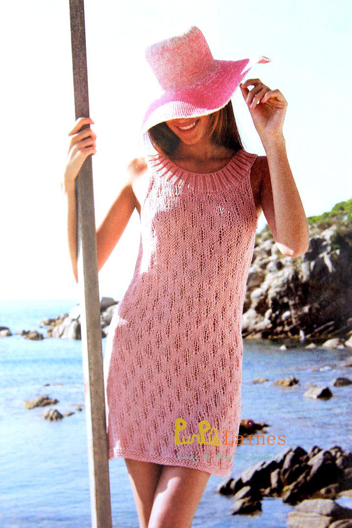 robe Natura DMC femme 2015