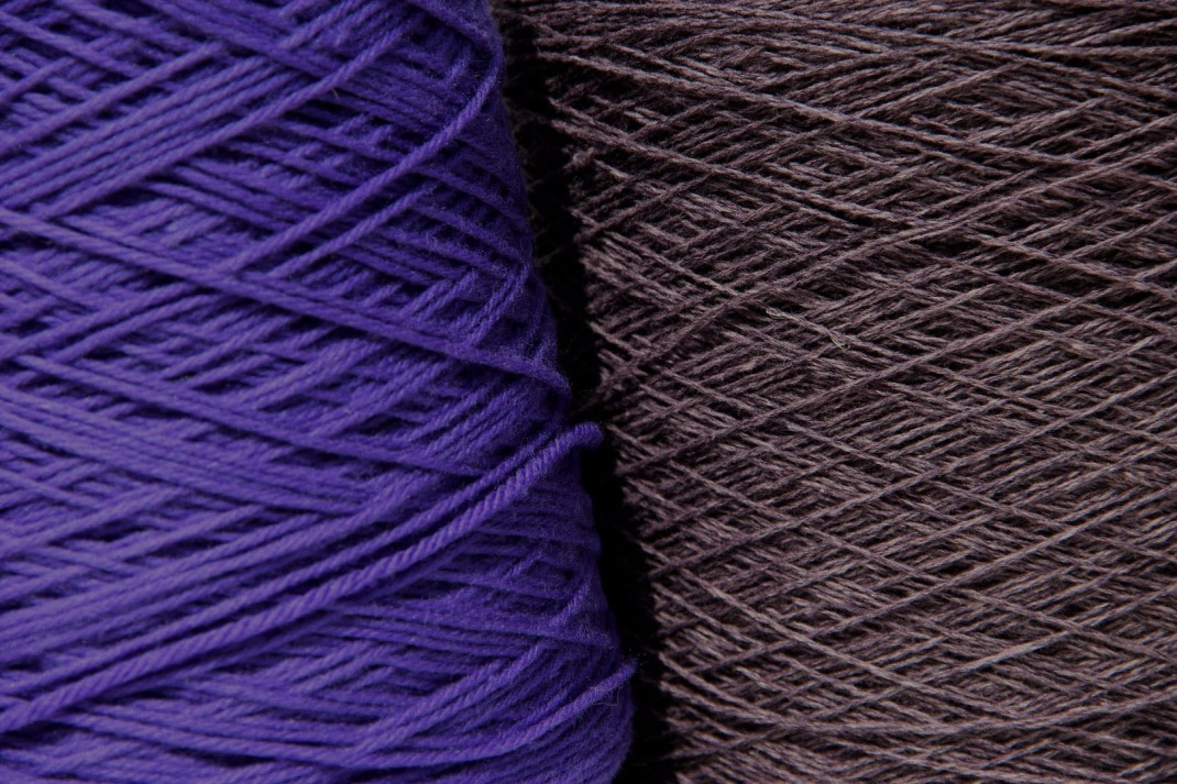 Violet et blackcurrant