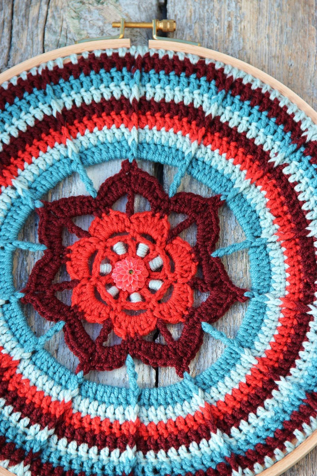 20 napperons et mandalas au crochet 7