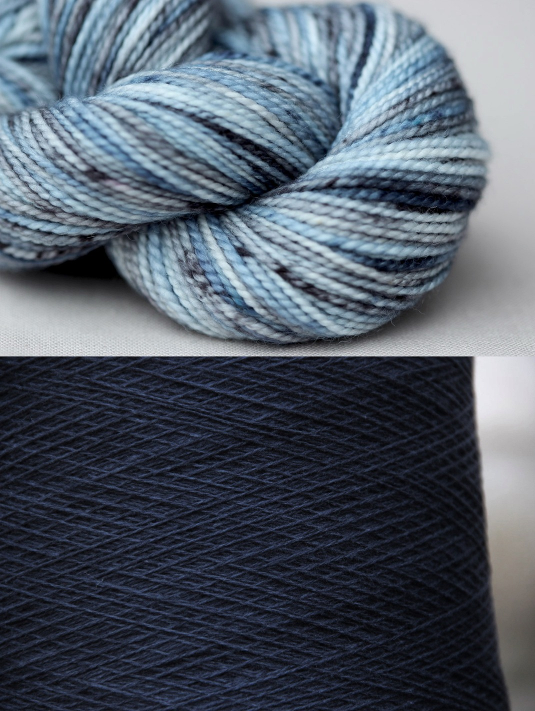 Koigu kpppm 317 et Coast Dark Navy