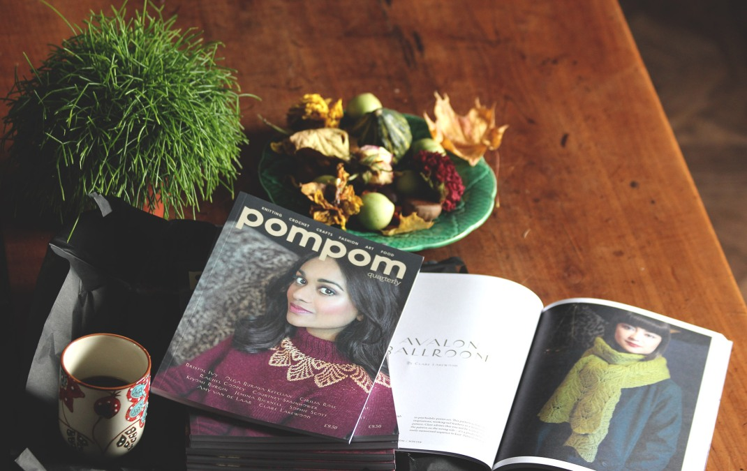 Pompom quarterly issue 15 Winter 2015 PurPle Laines (7)