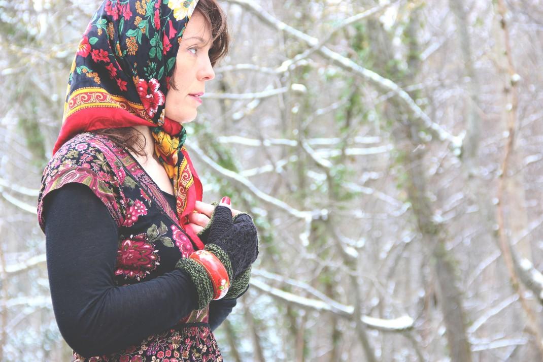 KAL mitaines reflets Elise Dupont PurPle Laines (10)
