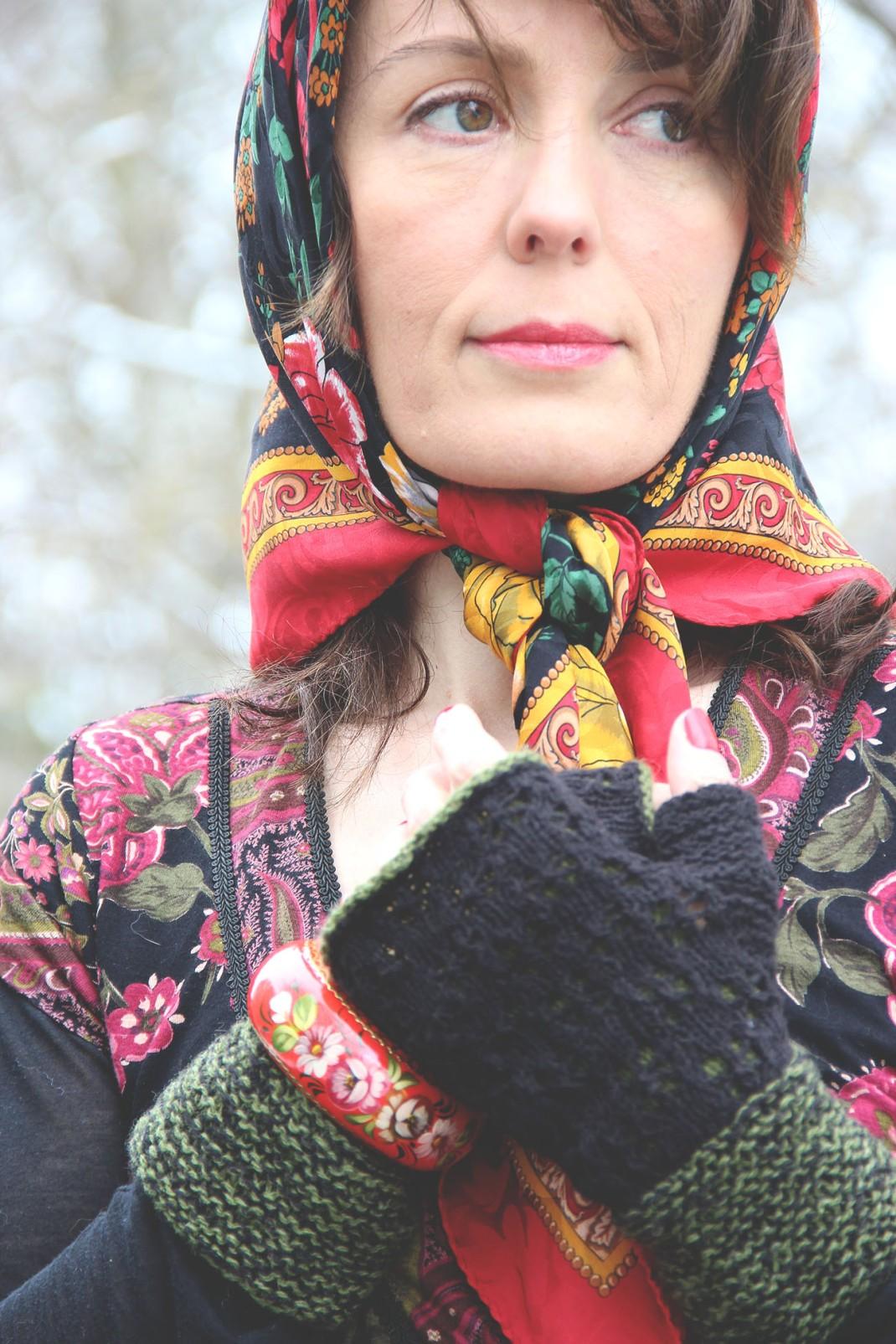 KAL mitaines reflets Elise Dupont PurPle Laines (11)