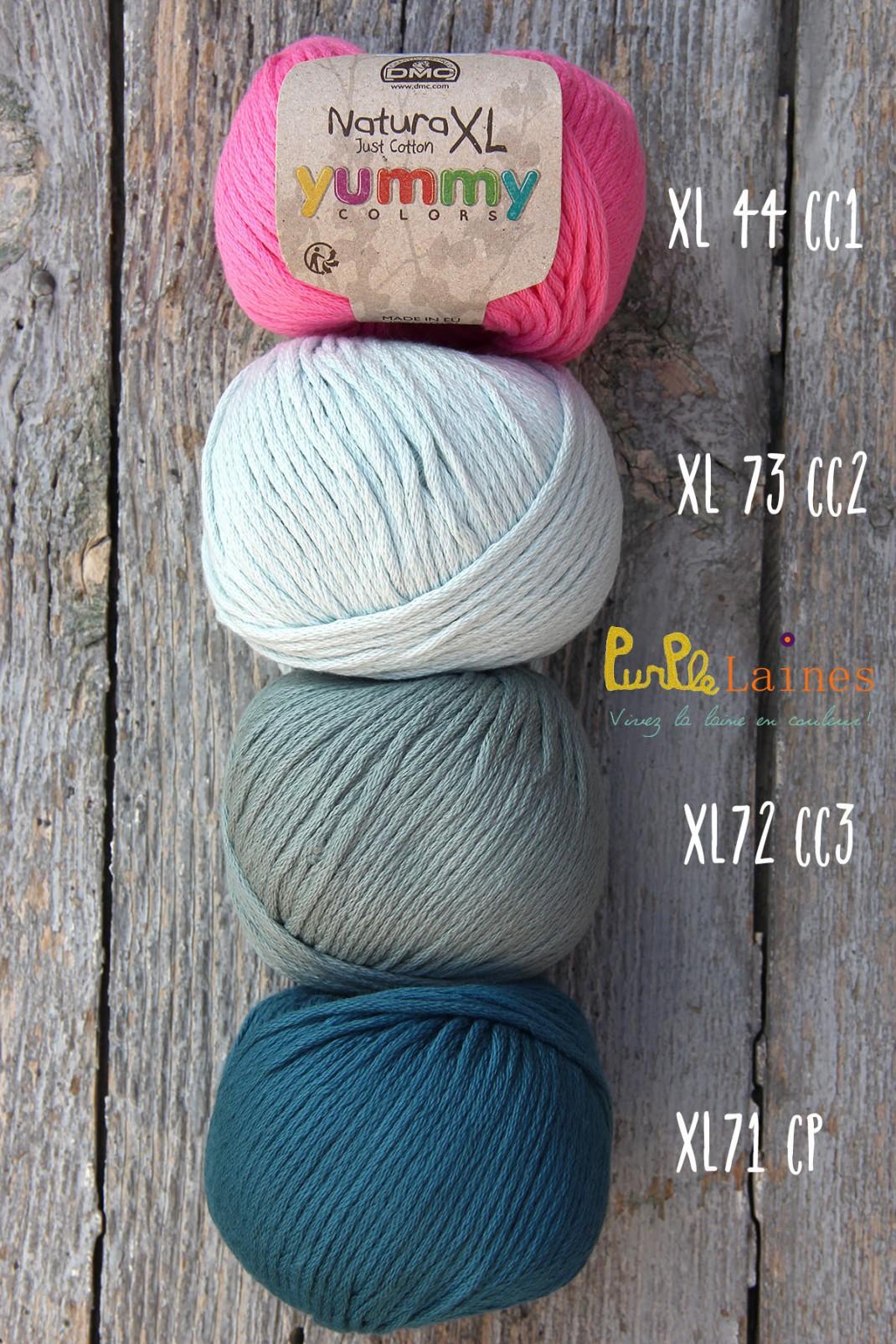 Palette Natura XL Purple Laines 1