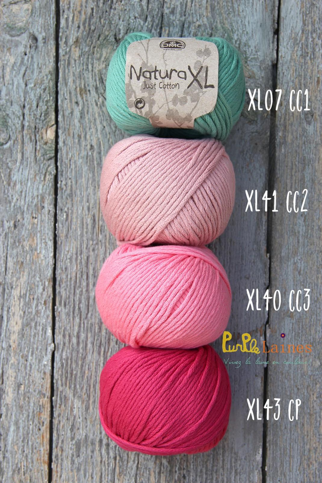 Palette Natura XL Purple Laines 2