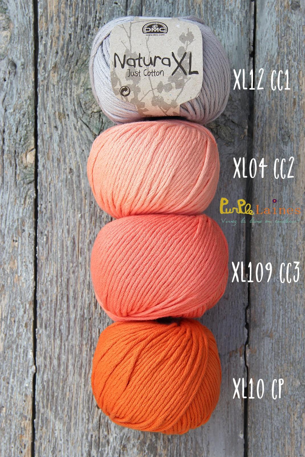Palette Natura XL Purple Laines 3