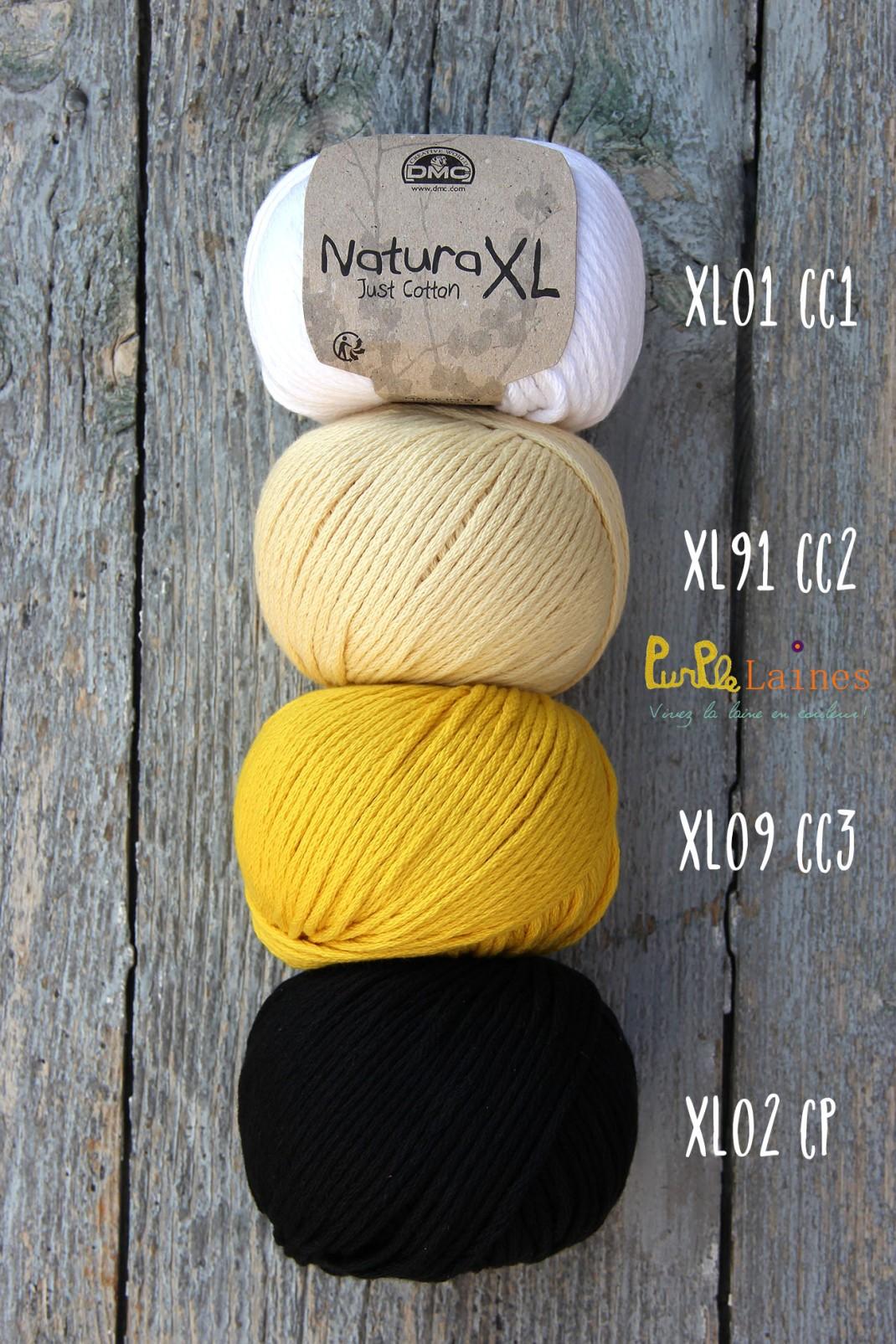 Palette Natura XL Purple Laines 6
