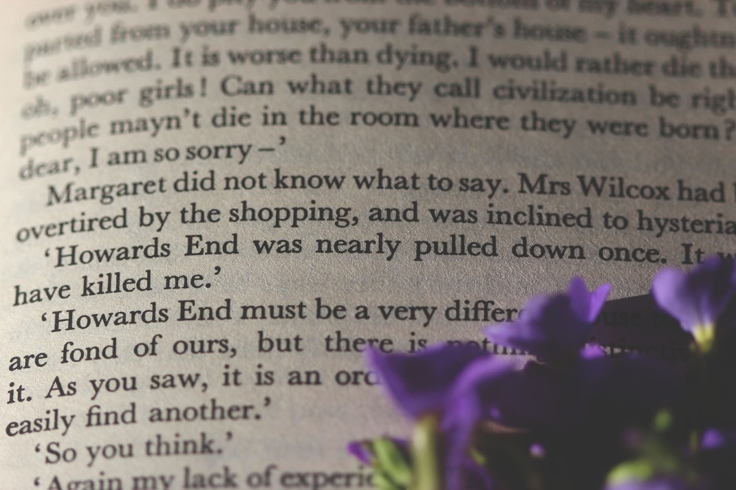 Howards Ends PurPle Laines (2)