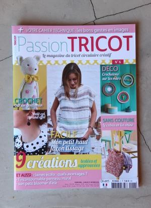 Magazine Passion trioct 6 PurPle Laines (1)