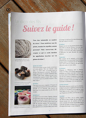 Magazine Passion trioct 6 PurPle Laines (6)
