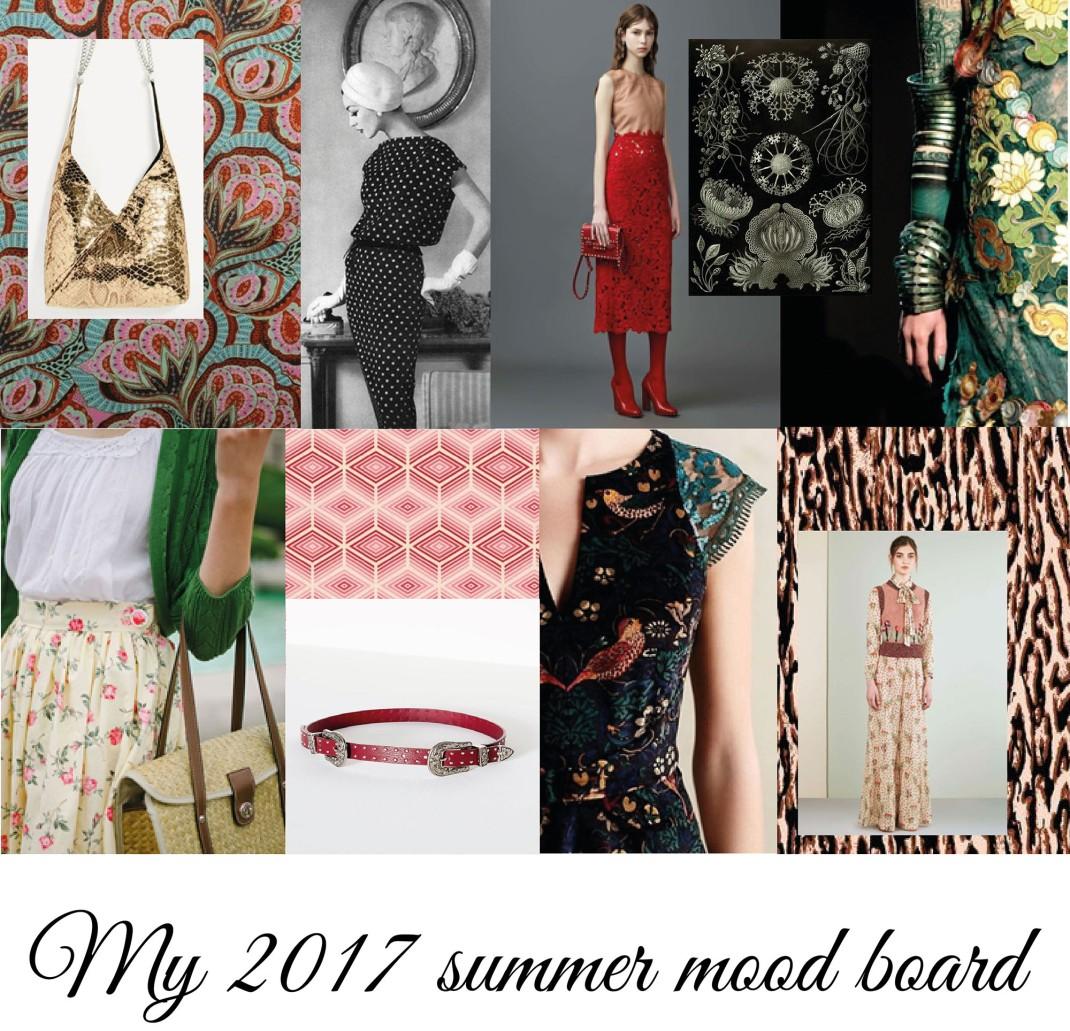 My core style printemps été 2017
